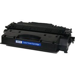 Toner Compatível HP CE505A CE505AB